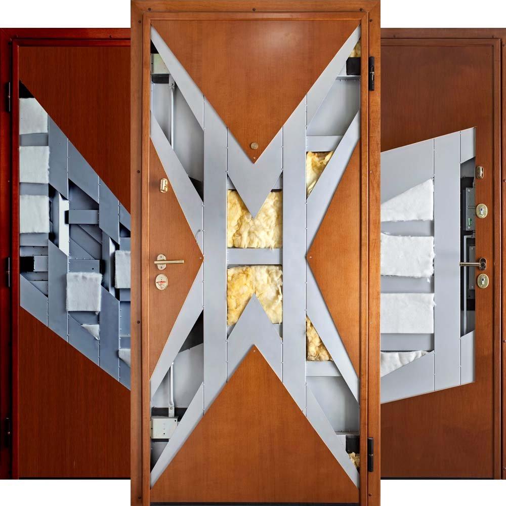 πόρτες ασφαλείας μοντέλα θωράκισης