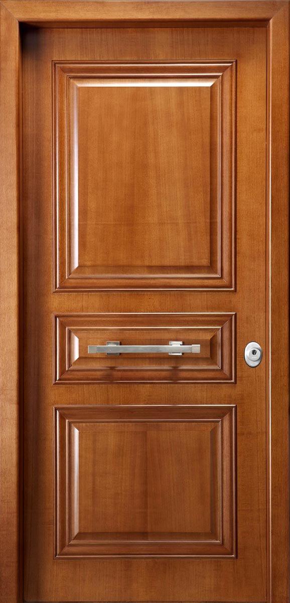 Πόρτες Ασφαλείας - Ξύλινες - 3Τ XEIΡΟΠΟΙΗΤΟ