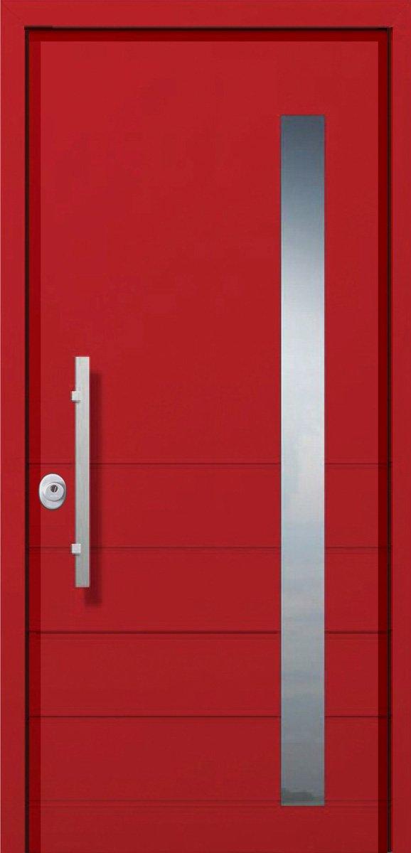 Θωρακισμένες Πόρτες Ασφαλείας Αλουμινίου