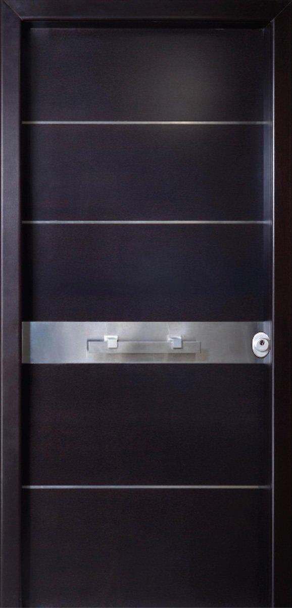 Πόρτες Ασφαλείας - Ξύλινες - S 2040