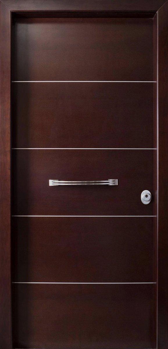 Πόρτες Ασφαλείας - Ξύλινες - S 2050