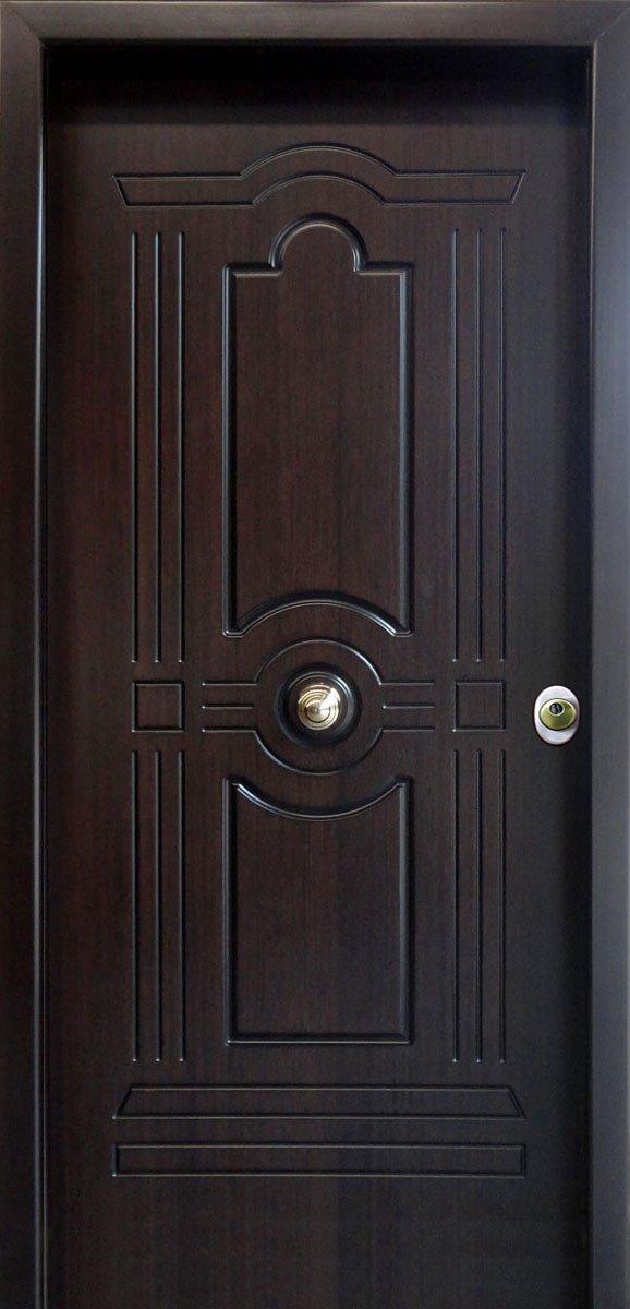 Πόρτες Ασφαλείας - Ξύλινες - S 207