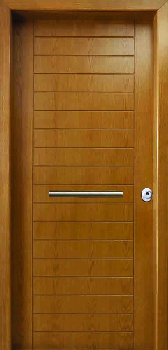 Πόρτες Ασφαλείας - Ξύλινες - S 2080