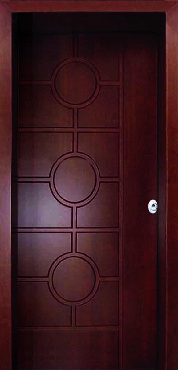 Πόρτες Ασφαλείας - Ξύλινες - S 211