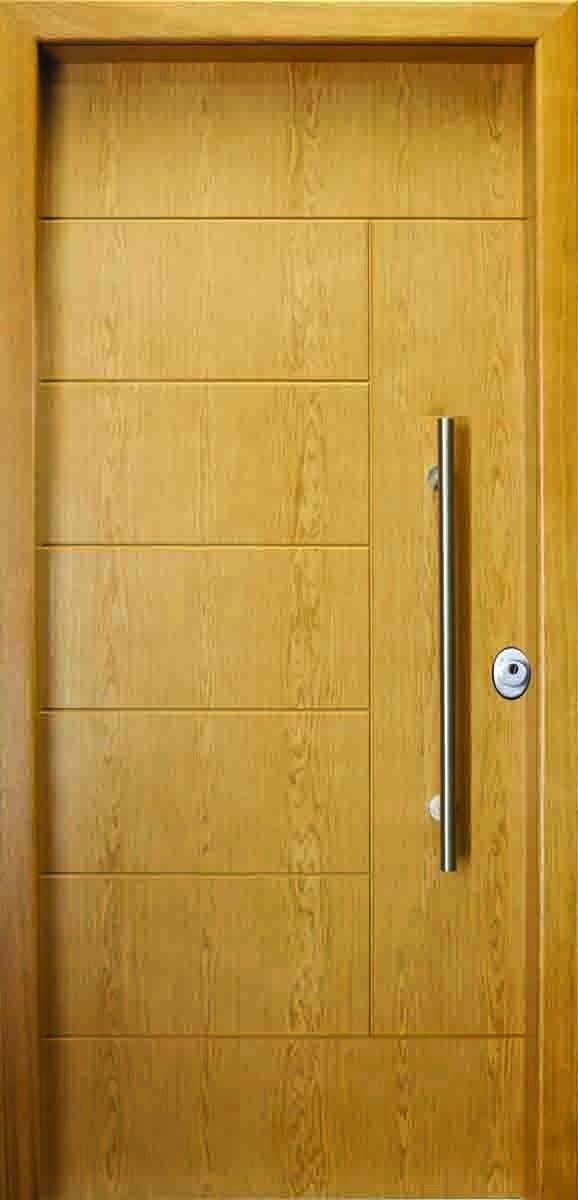 Πόρτες Ασφαλείας - Ξύλινες - S 3000