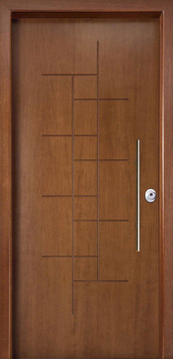 ξύλινες Πόρτες Ασφαλείας