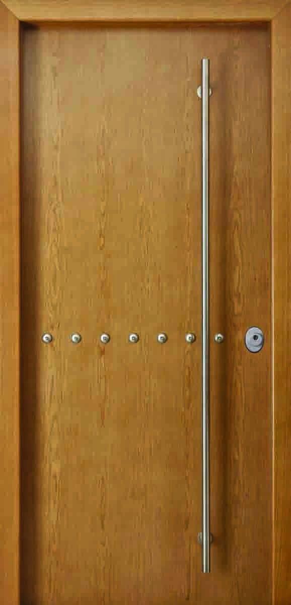 Πόρτες Ασφαλείας - Ξύλινες - S 3020