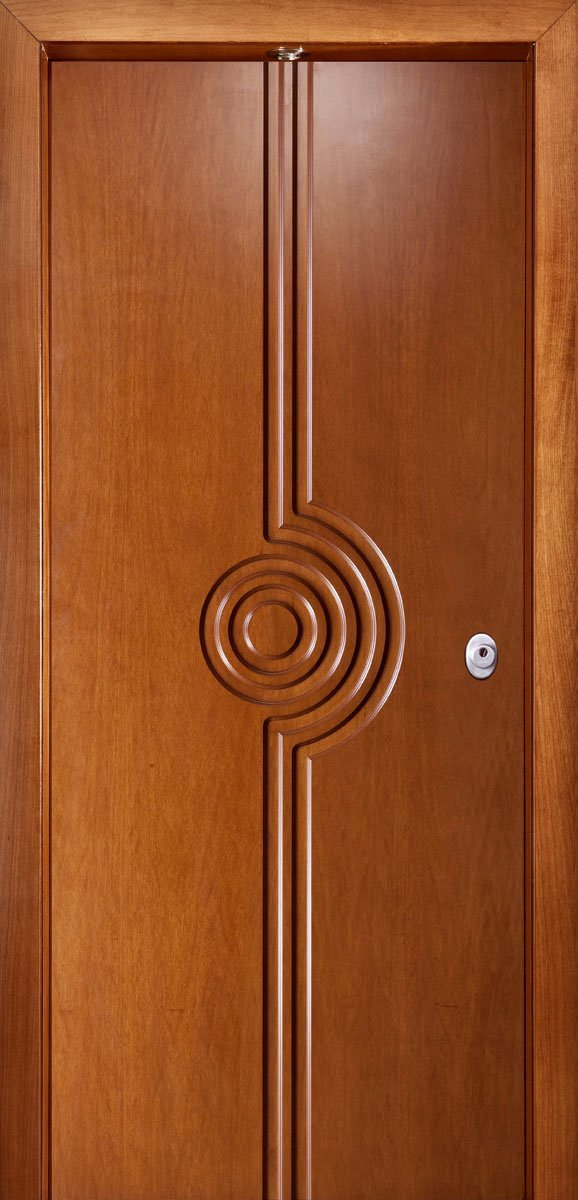 Πόρτες Ασφαλείας - Ξύλινες - S 3070