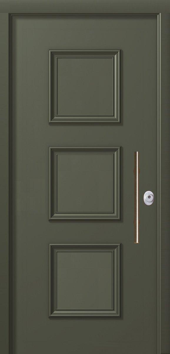 Πόρτες Ασφαλείας - Αλουμινίου - S 4000
