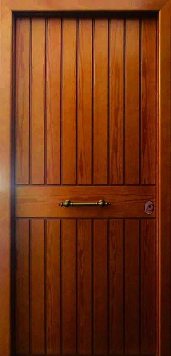 Πόρτες Ασφαλείας - Ξύλινες - S 4060