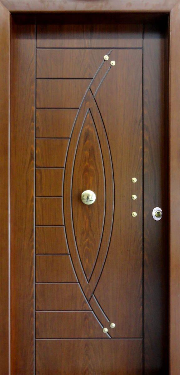 Πόρτες Ασφαλείας - Ξύλινες - S 5040