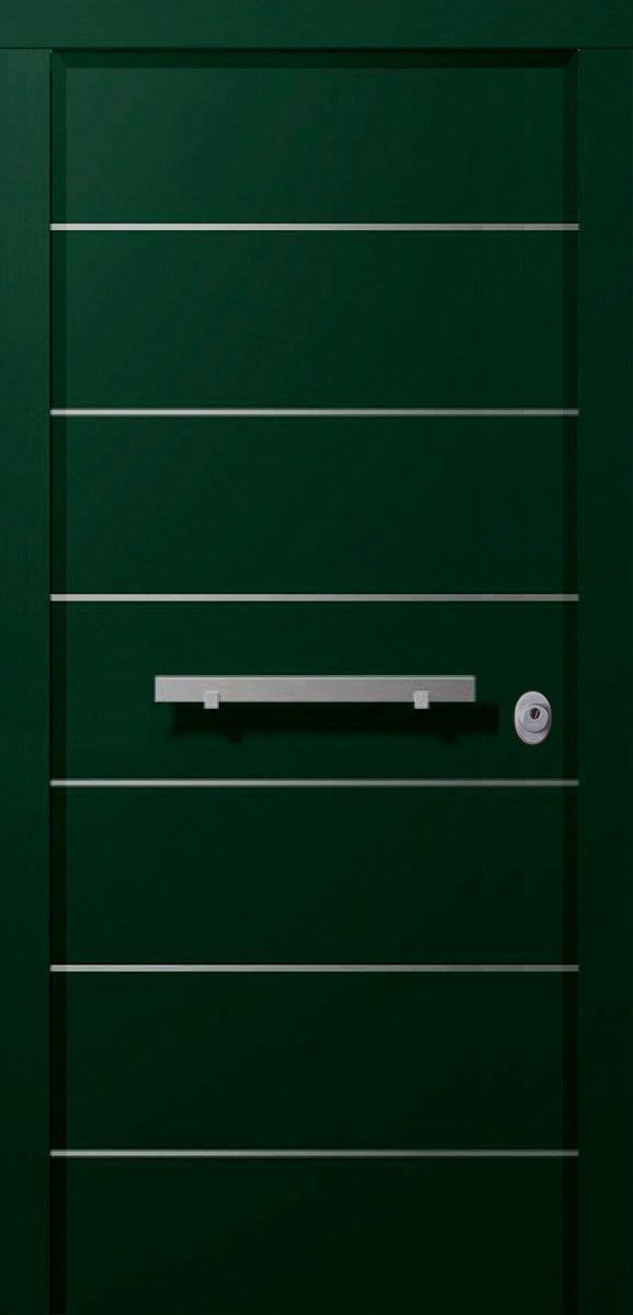 Πόρτες Ασφαλείας - Αλουμινίου - SIA 1000