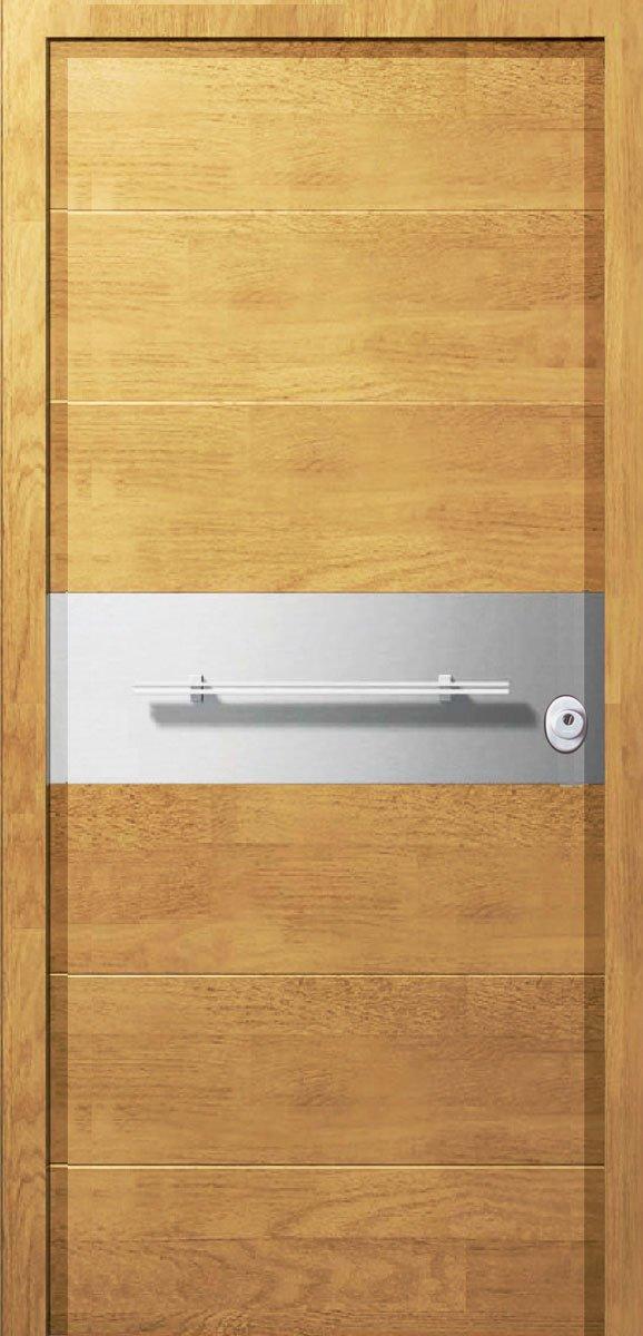 Πόρτες Ασφαλείας - Ξύλινες - SIA 1002