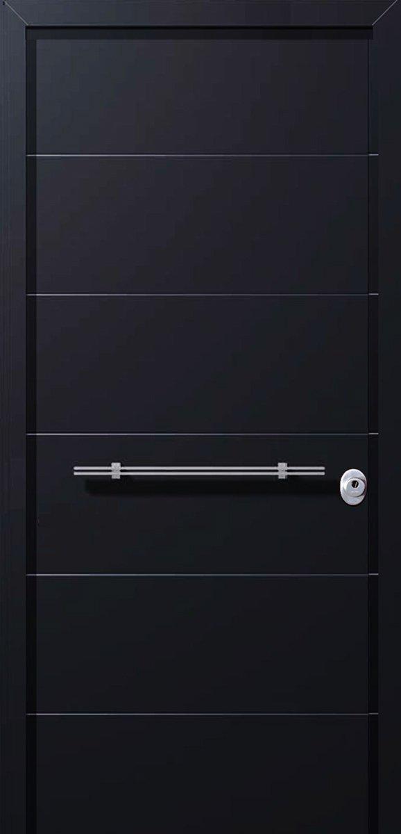 Πόρτες Ασφαλείας - Ξύλινες - SIA 999