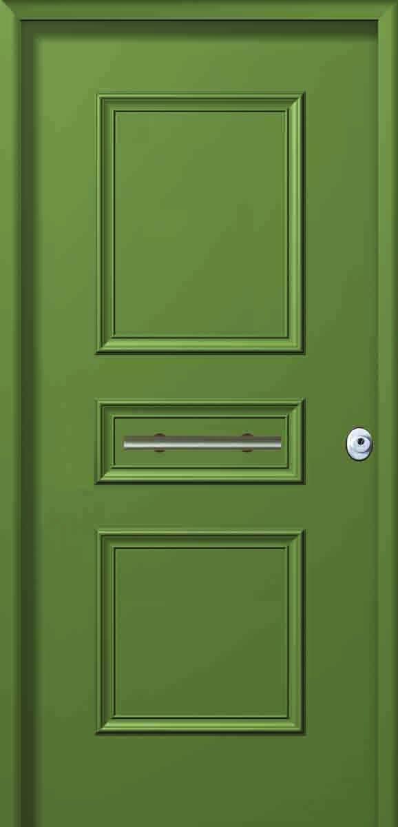Πόρτες Ασφαλείας - Αλουμινίου - SM 3T