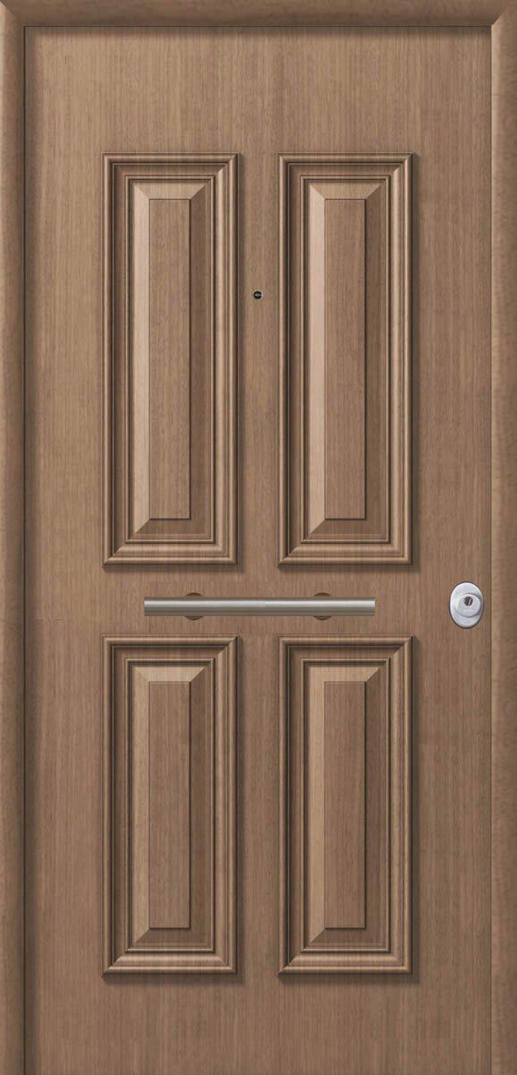 Πόρτες Ασφαλείας - Αλουμινίου - SP 133