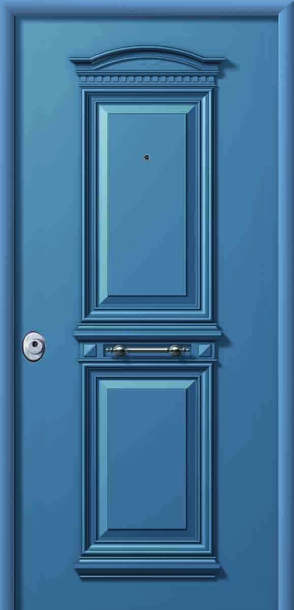 Πόρτες Ασφαλείας - Αλουμινίου - SP 152