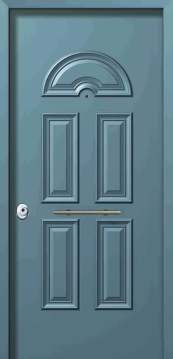 Πόρτες Ασφαλείας - Αλουμινίου - SP 6250