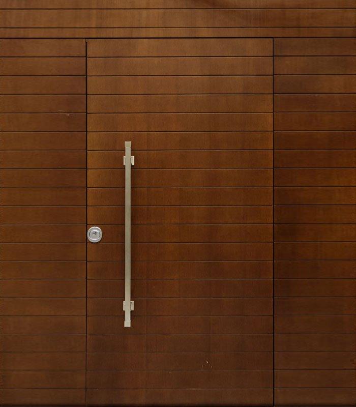 πόρτα ασφαλείας με μεντεσέ