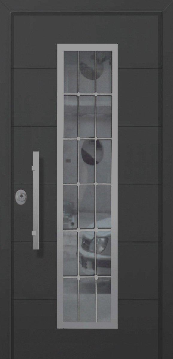 πόρτες με τζάμι εισοδου ασφαλειας χρυσοχοεια
