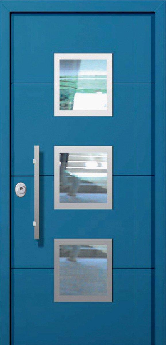 θωρακισμενες πόρτες με τζάμι