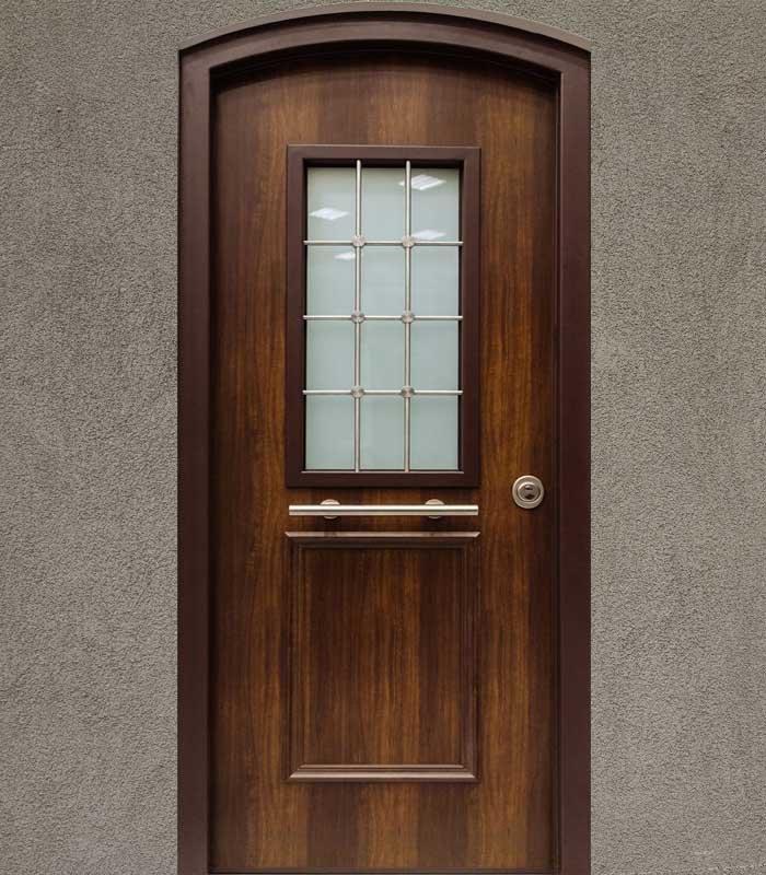 παραδοσιακές  πορτες ασφαλείας