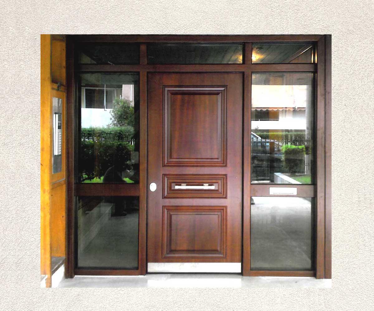θωρακισμένη πορτα εισοδου χειροποιητο | siamo.gr