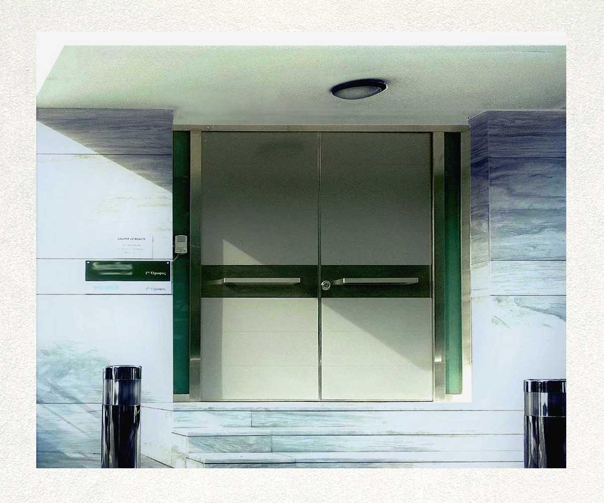 κεντρική είσοδος ασφαλείας δίφιλλη | siamo.gr