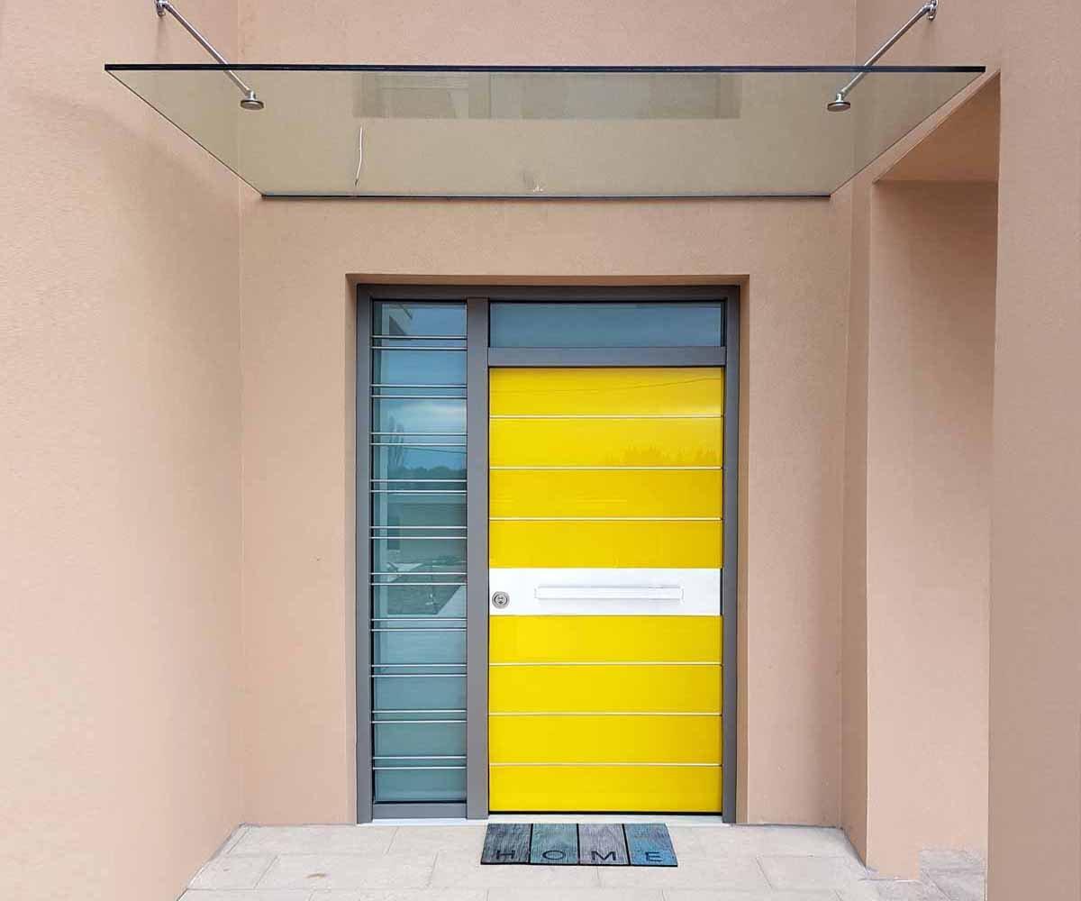 Κεντρική Είσοδος Πολυκατοικίας | siamo.gr