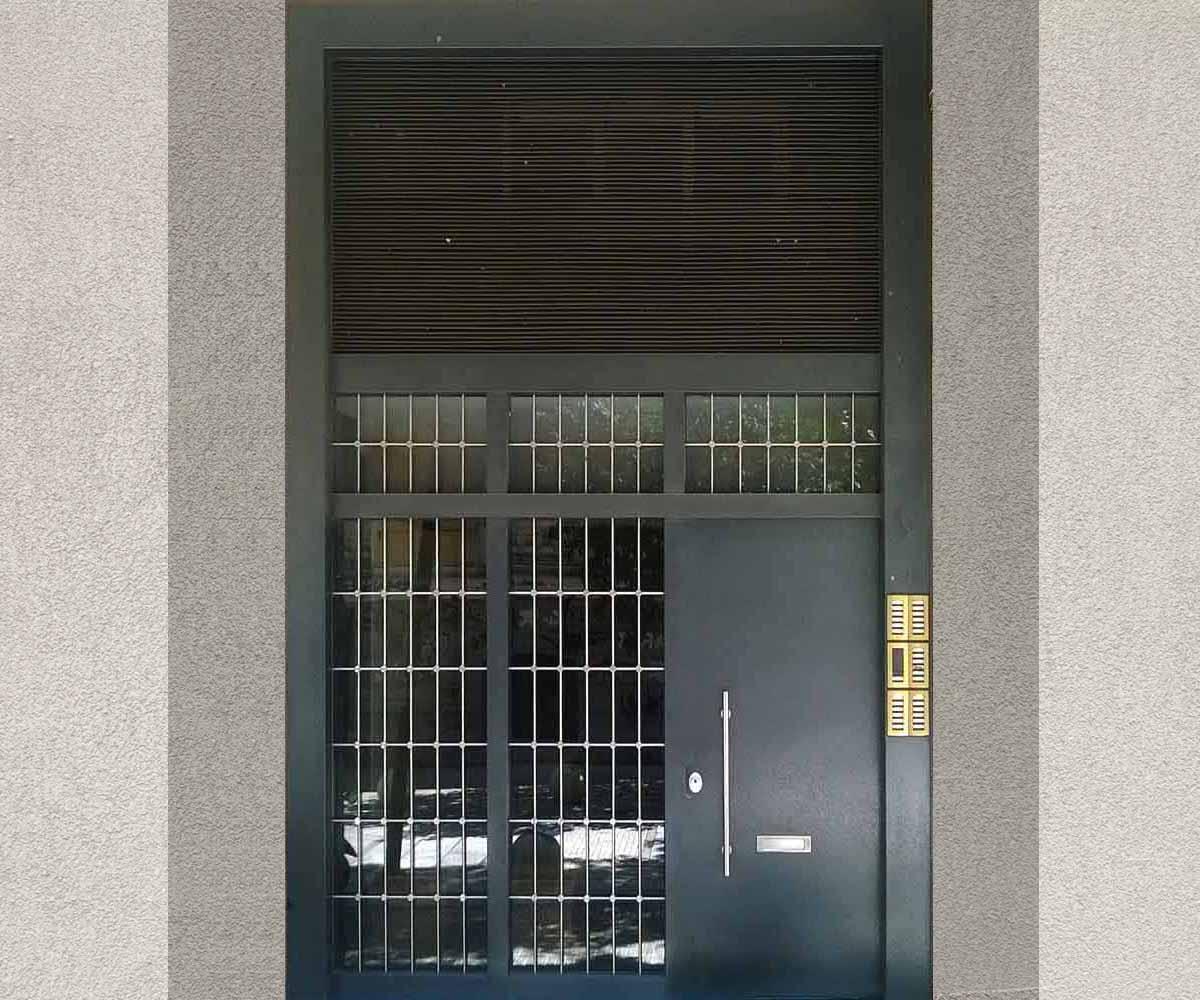 πορτα πολοικατοικιας θωρακισμένη αφαλειας κλειδαριες νεας γενιάς | απο τη siamo