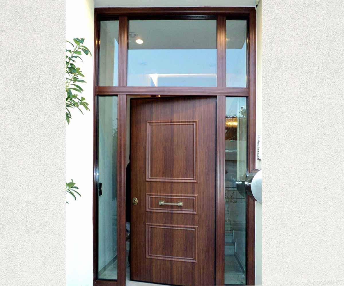 πυρασφαλειας πόρτα αλεξίσφαιρη siamo