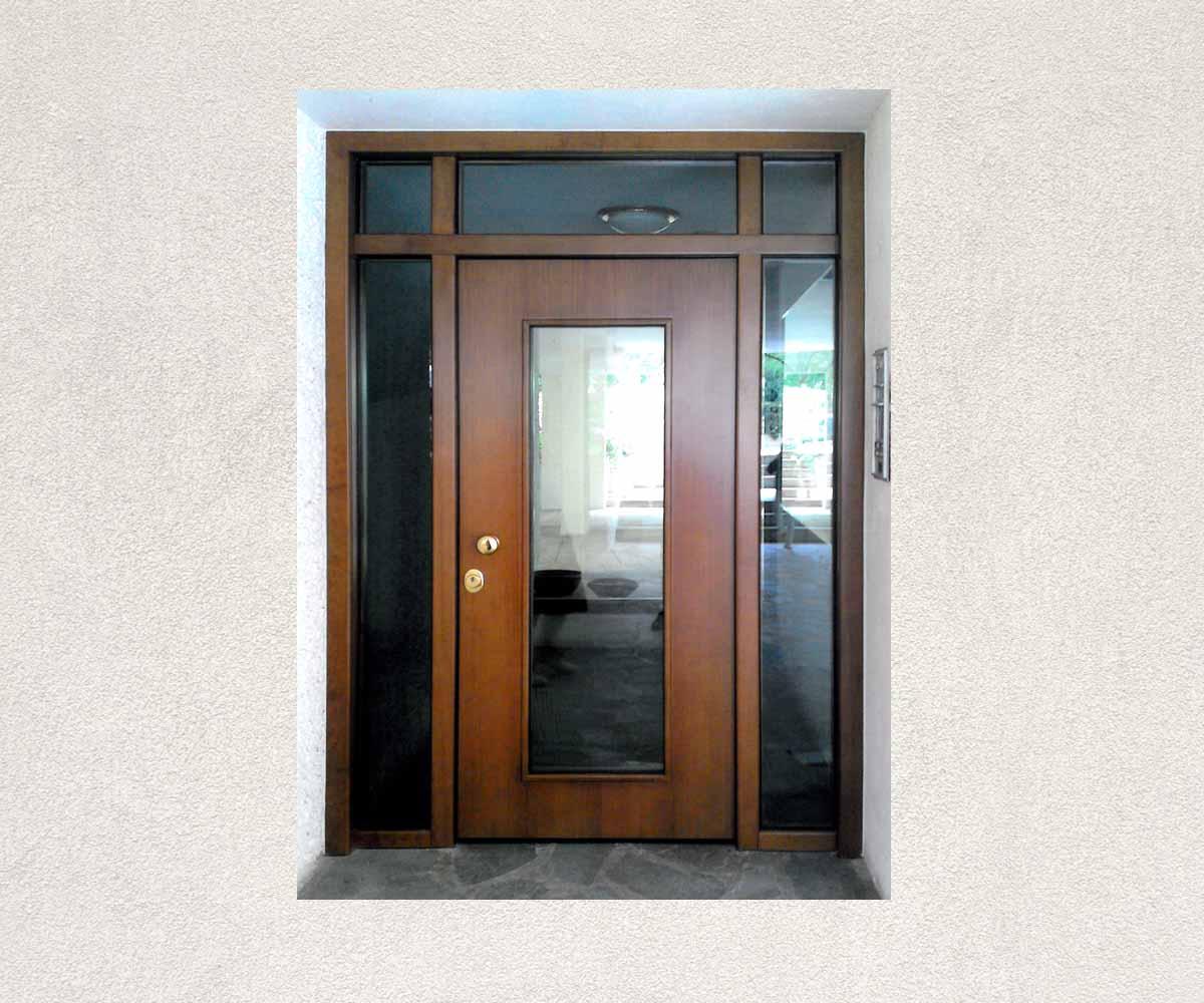 πυρασφαλειας πόρτα θωρακισμένη siamo