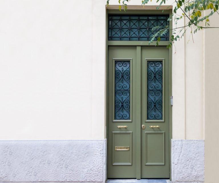 Παραδοσιακές Πόρτες Ασφαλείας