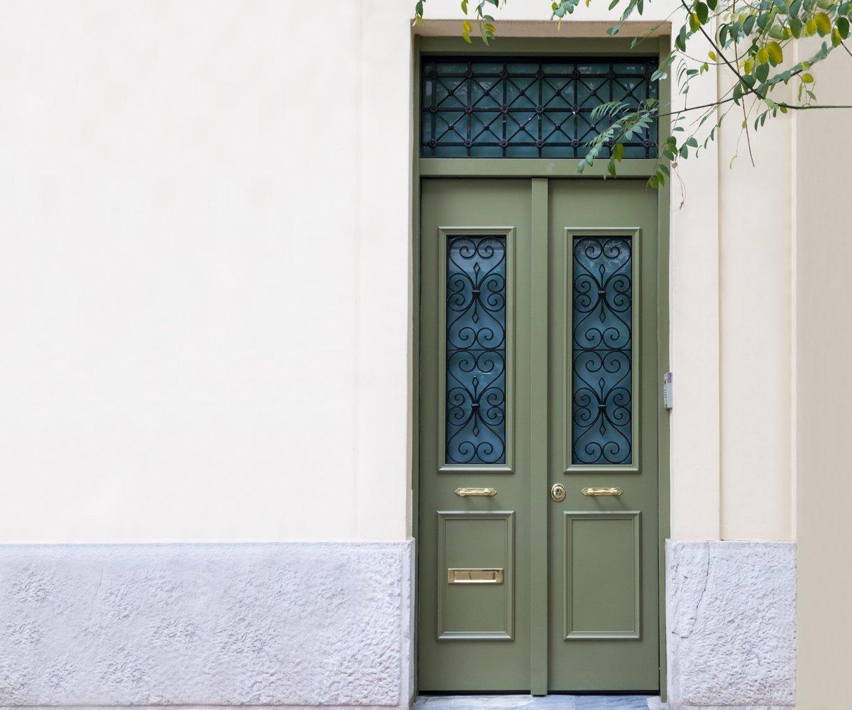 Κεντρικές είσοδοι - Πόρτες Ασφαλείας Siamo