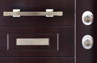 Διπλό σύστημα  κλειδώματος =  Διπλή ασφάλεια
