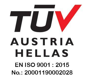 πόρτες ασφαλείας πιστοποίηση ISO